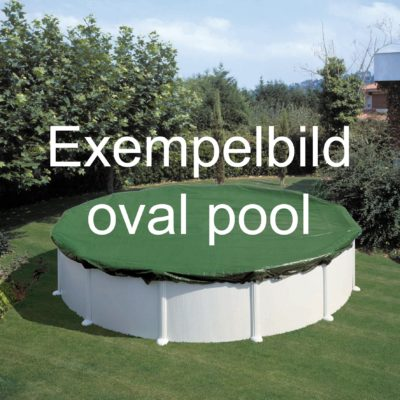 Poolskydd Standard 610 x 375 cm
