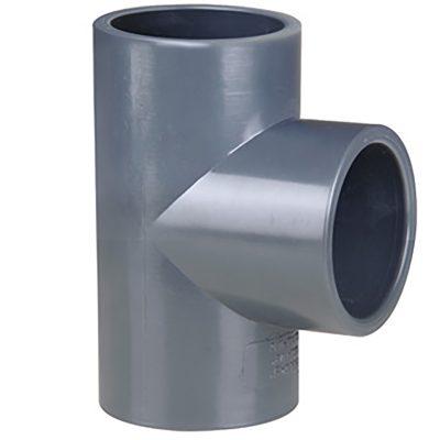 PVC T-stycke Ø 63 mm