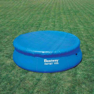 Sommarskydd för Fast Set Pool, 5,49 x 3,66 mtr