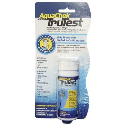 Teststickor till AquaChek Trutester blå, 50 st