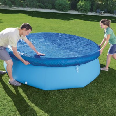 Poolskydd Fast Set Pool Ø 305 cm